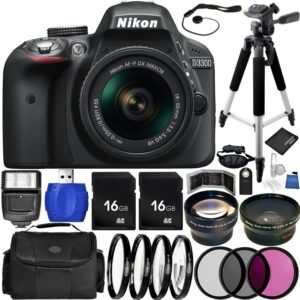 Nikon D3300 bundle deals