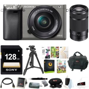 Sony A6000 Bundle Deals