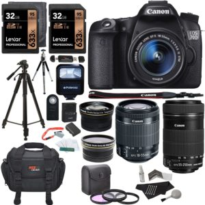 Canon 70D bundle deals