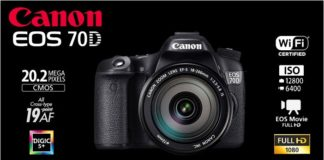 Canon 70D Refurbished