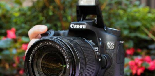 Canon 70D bundle deals