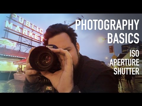 basic dslr photography knowledge