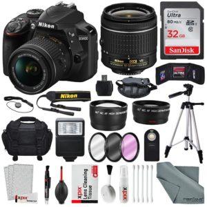 Nikon d3400 bundle deals