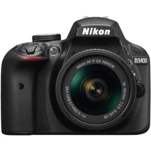 Nikon D3400 refurbished