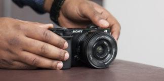 Sony a6000 refurbished