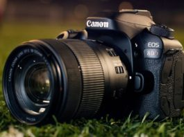 Canon 80D refurbished